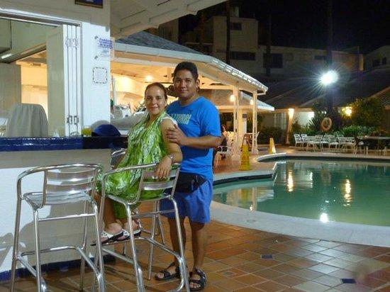 Hotel Casablanca: Bar