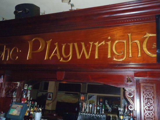 ‪Playwright Irish Pub & Restaurant :: #1 Bar in South Beach‬
