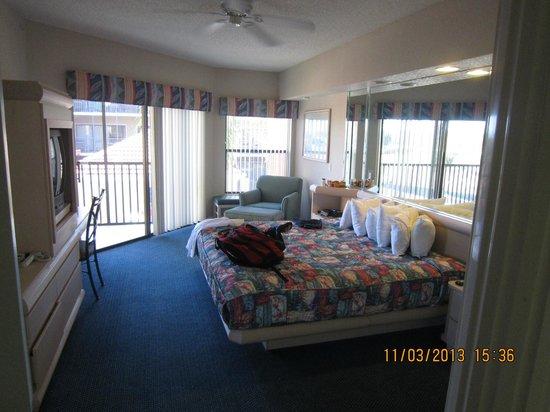 Westgate Vacation Villas Resort & Spa: Bedroom