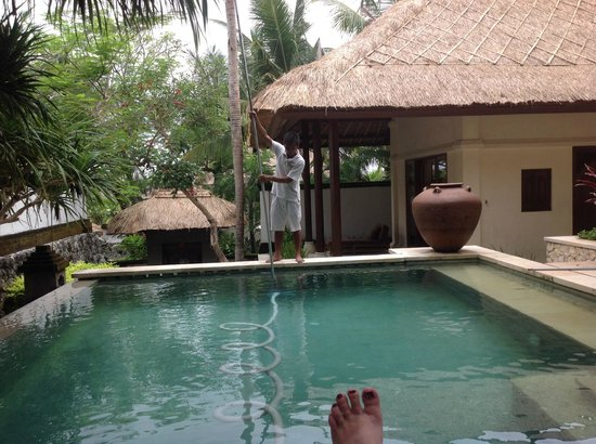 Karma Jimbaran: Private Pool