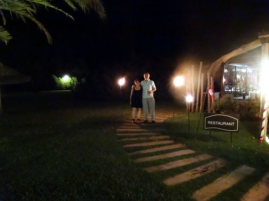 Howard Johnson Hotel Finca Maria Cristina: Entrada Restaurante