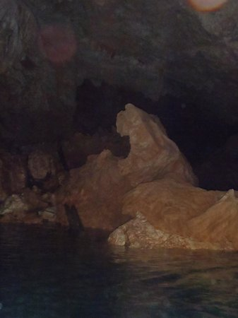 Cave Tubing.Bz : more formations