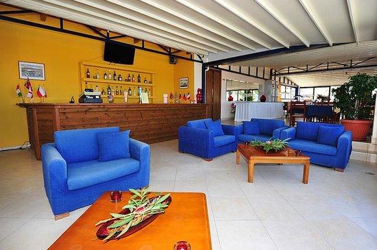 Contessa Hotel : Bar