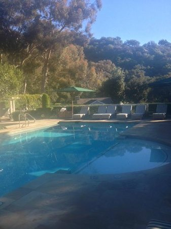 San Ysidro Ranch, a Ty Warner Property : 9am Sunday, November 29, 2013