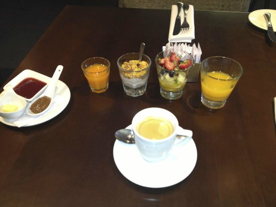 Fierro Hotel Buenos Aires: A breakfast to die for