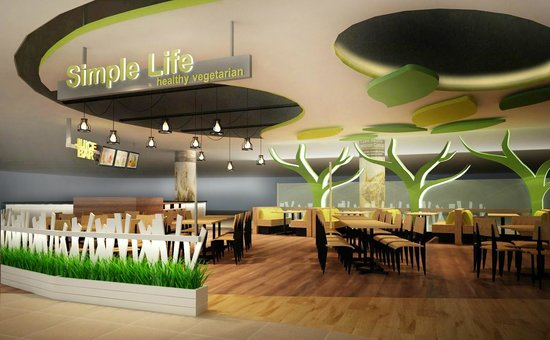 Simple Life Healthy Vegetarian Restaurant - Bukit Bintang Lot 10 Shopping Centre