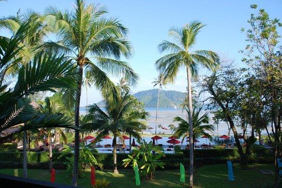 The Vijitt Resort Phuket: View from Villa 37