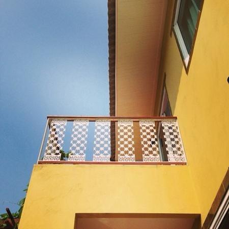 Baan Issara Resort Huahin: front balcony