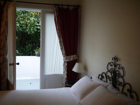Hostal de La Rabida: Our second floor room