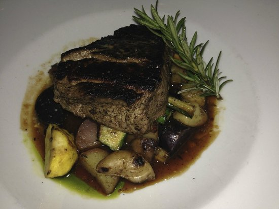 Coyote Cafe: The BEST Filet I have ever had!