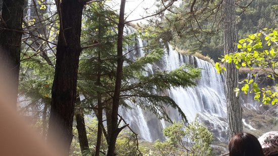 Jiuzhaigou Natural Reserve: 九寨景色