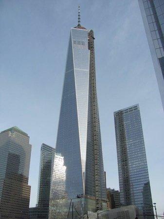National September 11 Memorial und Museum: Freedom Tower