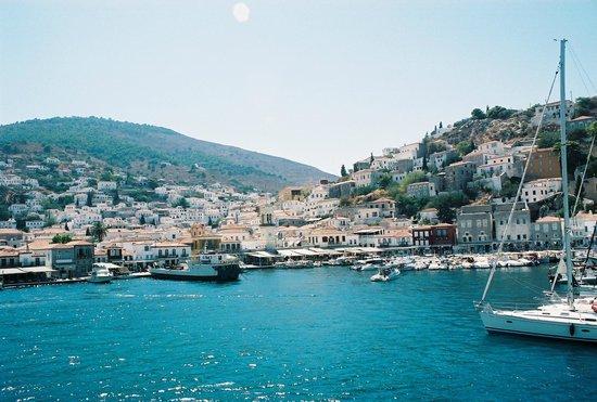 Saint George Lycabettus: Island of Idra, just beautiful.