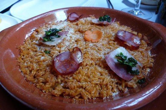 Antonio Restaurant: Duck Rice at Antonio's Restaurant in Taipa