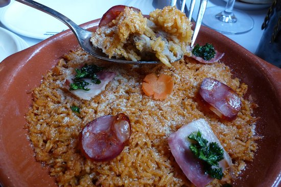 Antonio Restaurant: Duck Rice - pretty good dish
