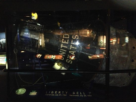 Cosmosphere : Liberty Bell 7