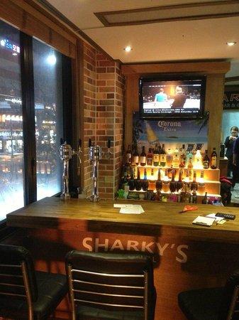 Sharky's Bar and Grill 1: Sharky's Haeundae Strip - Our newest location on the main strip in Haeundae Beach