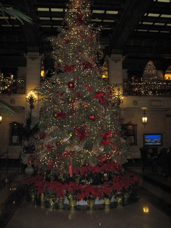 The Historic Davenport, Autograph Collection: Christmas decorations
