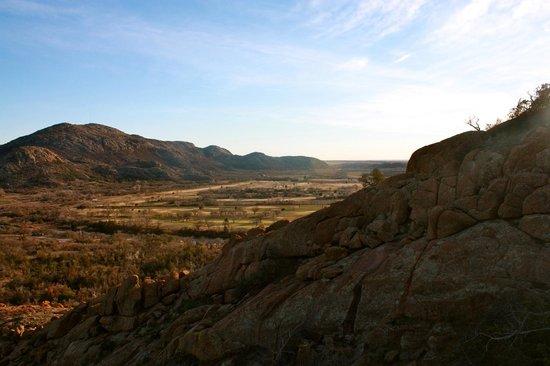 Quartz Mountain Nature Park: Quartz Mountain State Park