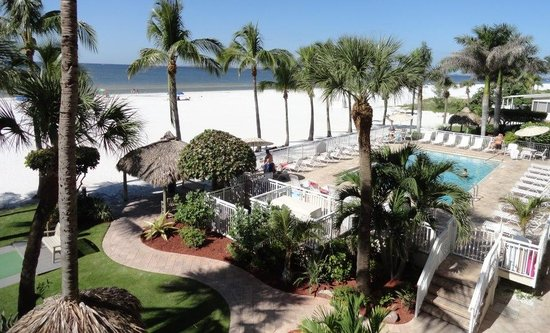 Best Western Plus Beach Resort Wester Ft Myers Fl