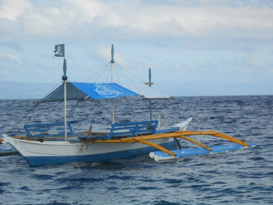 Hale Manna: pump boat