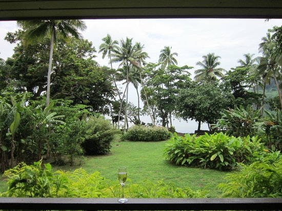 Lalati Resort & Spa: View from Cottage