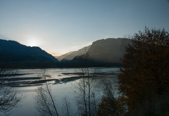 Inn on the River : Columbia River Revelstoke