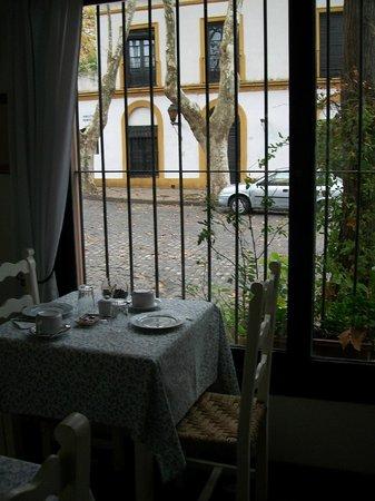 Posada de la Flor: Lugar para desayunar