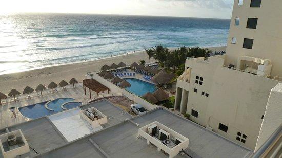 Villas Marlin: View from #715