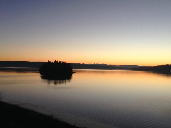 Skagit Bay Hideaway: skagit bay