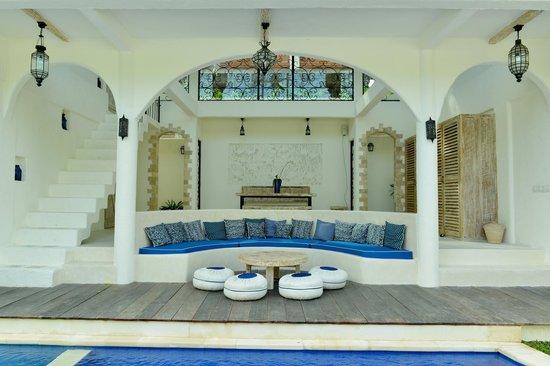 Artemis Villa and Hotel : 4 Bed Room Pool Villa