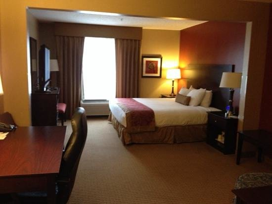 Wingate By Wyndham Las Colinas : clean, comfortable, and beautiful