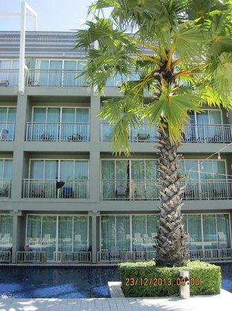 Sugar Marina Resort - ART: отель со стороны бассейна