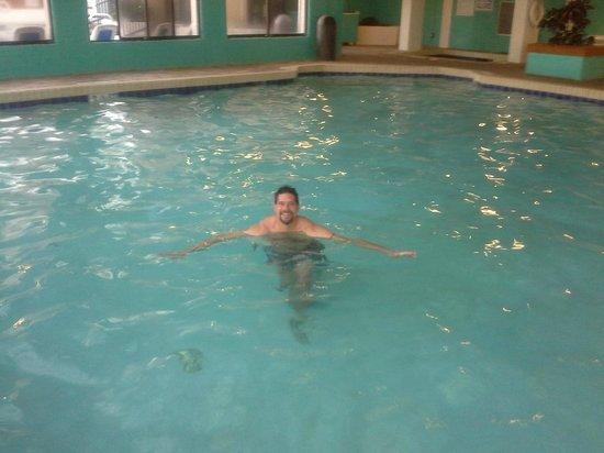 Ocean Park Resort, Oceana Resorts: Nice N Warm