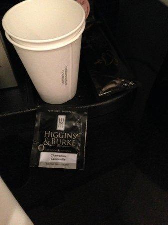 Executive Hotel Cosmopolitan Toronto : 1 teabag