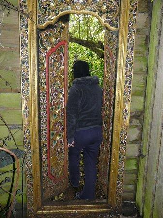 AAA Granary Accommodation: We found the secret garden!