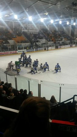 Planet Ice Coventry: Coventry Blaze ice hockey