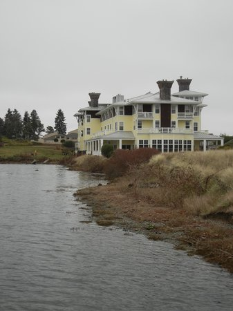 The Resort at Port Ludlow: Resort exterior