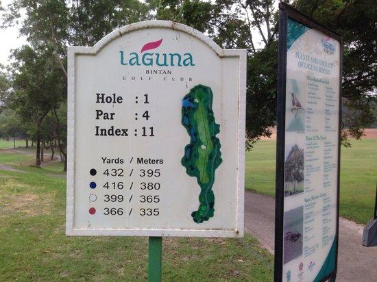 Laguna Bintan Golf Club : Laguna Bintan #1