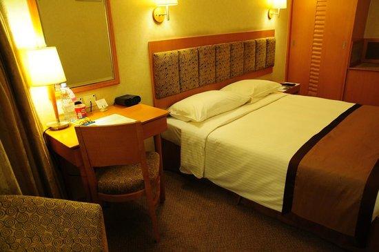 The Harbourview Hong Kong: ダブルのベッドルーム
