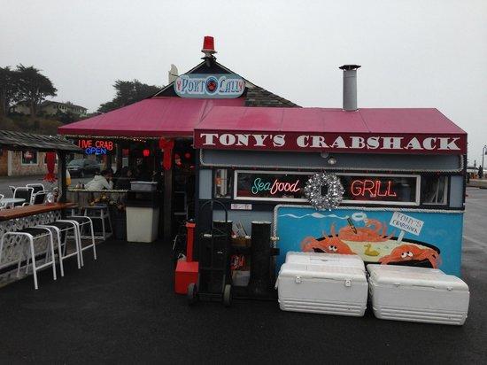 Tony's Crab Shack : Tony's Crab Shack & Seafood Grill