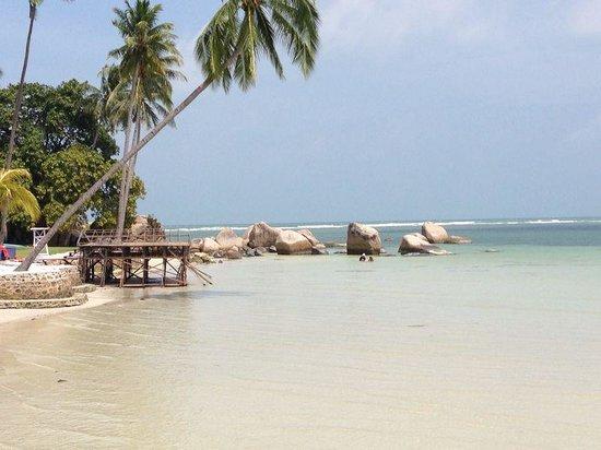 Bintan Cabana Beach Resort: beach