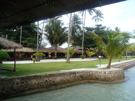 Bintan Cabana Beach Resort: beach front