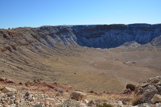Meteor Crater : Crater-Pic1