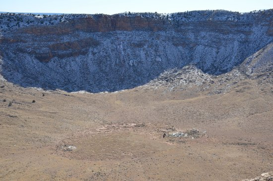 Meteor Crater : Crater-Pic2
