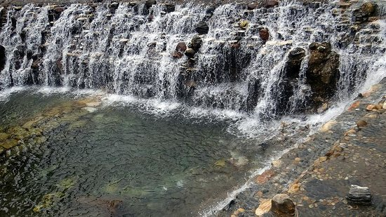 Sapa Graceful Hotel : Cat Cat Waterfall