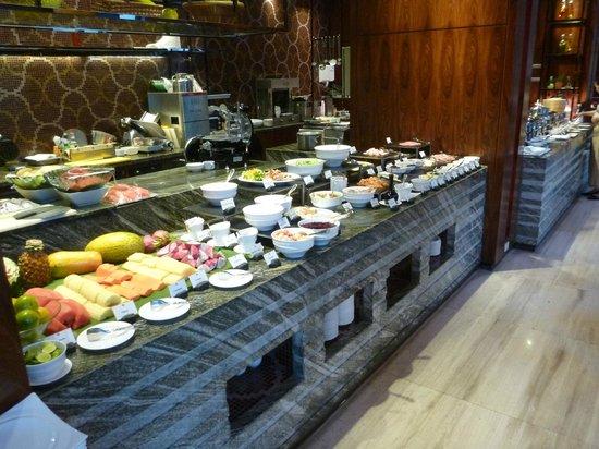 Siam Kempinski Hotel Bangkok : Breakfast