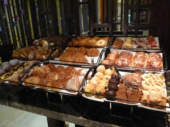 Siam Kempinski Hotel Bangkok : Pastries