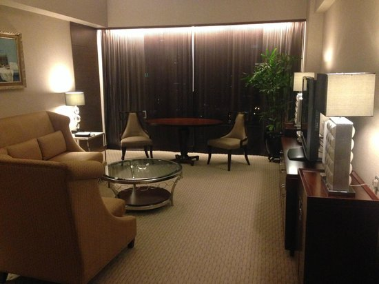 Sofitel Macau At Ponte 16: Lounge area