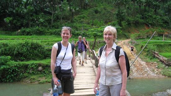 Footprint Vietnam Travel Day Tours: Trekking Tours